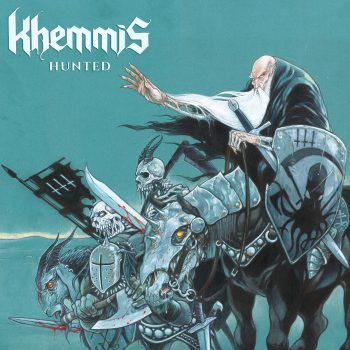RockmusicRaider Review - Khemmis - Hunted - Album Cover