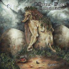 RockmusicRaider Newsflash - Mister Folk - Compilation Vol 4 - Album Cover