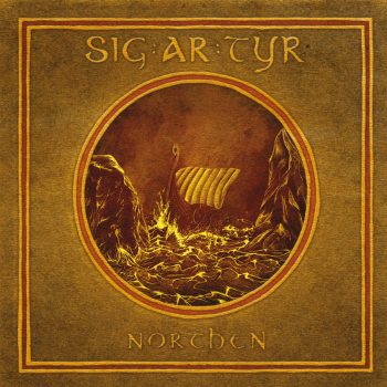 RockmusicRaider Review - SIG:AR:TYR - Northen - Album Cover