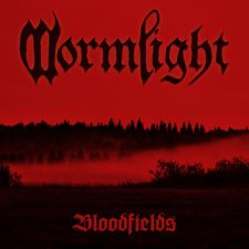 RockmusicRaider Newsflash - Wormlight - Bloodfields - Album Cover