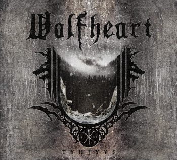 RockmusicRaider Review - Wolfheart - Tyhjyys - Album Cover
