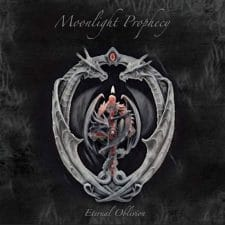 RockmusicRaider Newsflash - Moonlight Prophecy - Eternal Oblivion - Album Cover