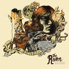 RockmusicRaider Newsflash - The Riven - Blackbird - Album Cover
