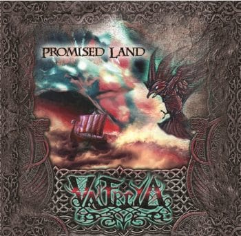 RockmusicRaider Review - Valfreya - Promised Land - Album Cover