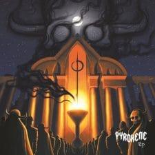 RockmusicRaider Newsflash - Pyroxene - EP - Album Cover