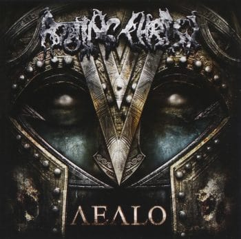 RockmusicRaider Review - Rotting Christ - Aealo - Album Cover