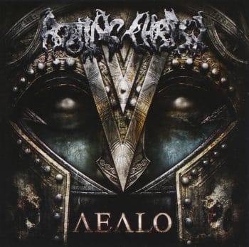 RockmusicRaider Review - Rotting Christ - Aealo - Album Cover