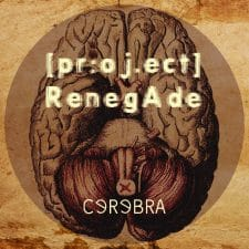 RockmusicRaider Newsflash - Project Renegade - Cerebra - Album Cover