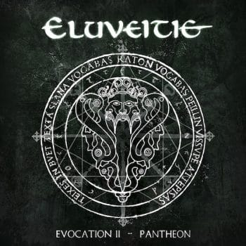 RockmusicRaider Review - Eluveitie - Evocation II - Pantheon - Album Cover