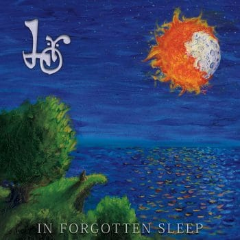 RockmusicRaider Review - Lör - In Forgotten Sleep - Album Cover
