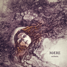 RockmusicRaider Newsflash - Eschatos - Maere - Album Cover