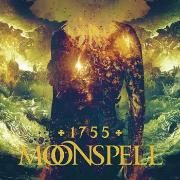 RockmusicRaider Review - Moonspell - Album Cover