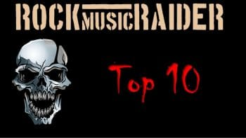 RockmusicRaider 2017 Top 10