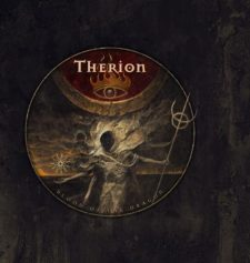 RockmusicRaider Newsflash - Therion - Blood of the Dragon - Album Cover