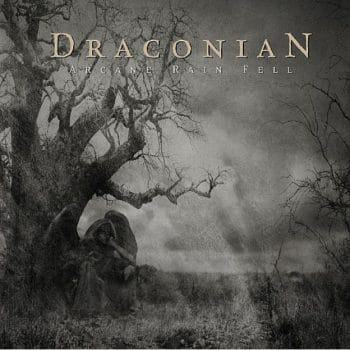 RockmusicRaider Review - Draconian - Arcane Rain Fell - Album Cover