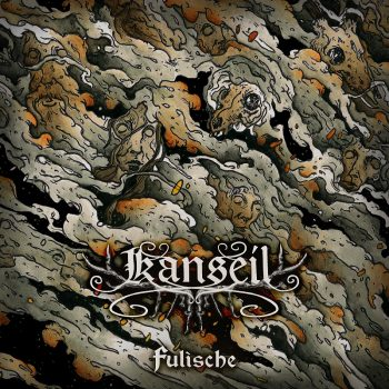 RockmusicRaider Review - Kanseil - Fulische - Album Cover