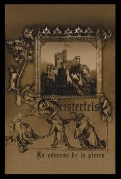 RockmusicRaider Review - Geisterfels - La Névrose de la Pierre - Album Cover
