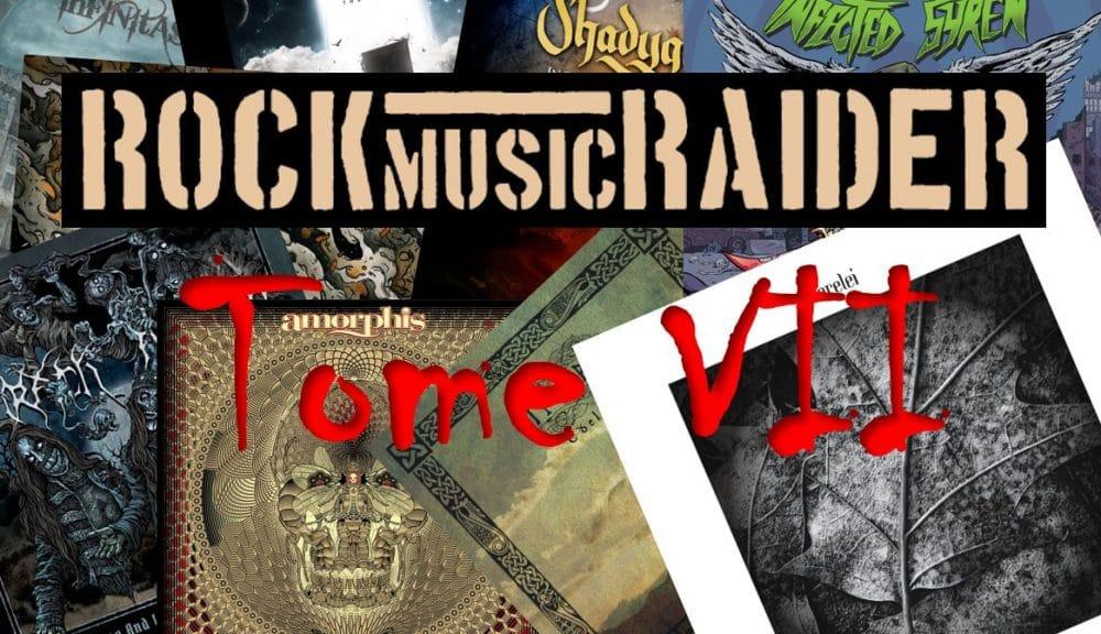 RockmusicRaider - Intermittent Digest - Tome VII