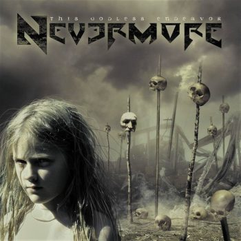 RockmusicRaider Review - Nevermore - This Godless Endeavor - Album Cover