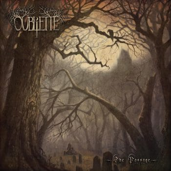 RockmusicRaider Review - Oubliette - The Passage - Album Cover