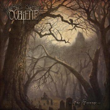 RockmusicRaider Review - Oubliette - The Passage - Album Cover