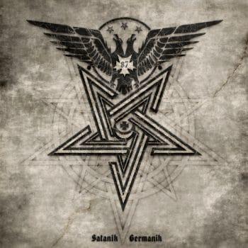 RockmusicRaider Review - Hanzel und Gretyl - Satanik Germanik - Album Cover