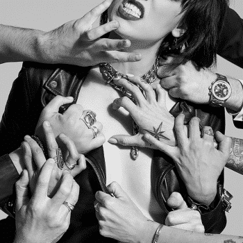 RockmusicRaider Review - Halestorm - Vicious - Album Cover