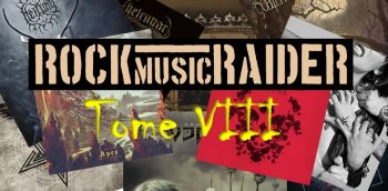 RockmusicRaider Intermittent Digest - Tome VIII - Cover Photo