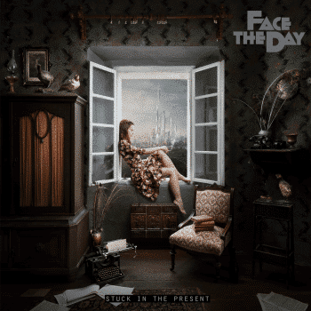 RockmusicRaider Review - Face the Day - Stuck in the Present - Album Cover