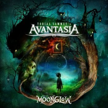 RockmusicRaider - Avantasia - Moonglow - Album Cover