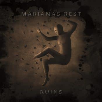RockmusicRaider - Marianas Rest - Ruins - Album Cover