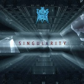 RockmusicRaider - De Lirium - Singularity - Single Cover