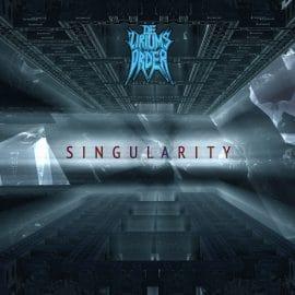 RockmusicRaider - De Lirium - Singularity - Single Cover