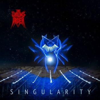 RockmusicRaider - Delirium's Order - Singularity - Album Cover