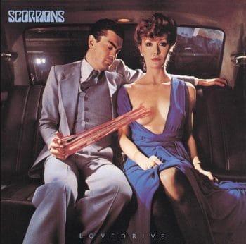 RockmusicRaider - Scorpions - Lovedrive - Album Cover