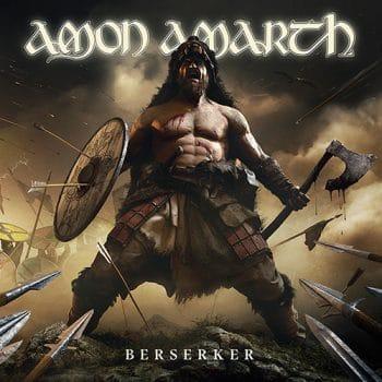 RockmusicRaider - Amon Amarth - Berserker - Album Cover