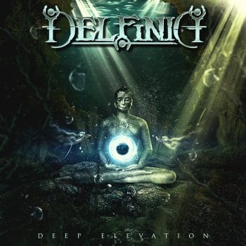 RockmusicRaider - Delfinia - Deep Elevation - Album Cover