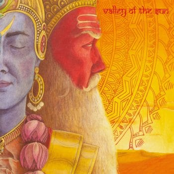RockmusicRaider - Valley of the Sun - Old Gods - Album Cover