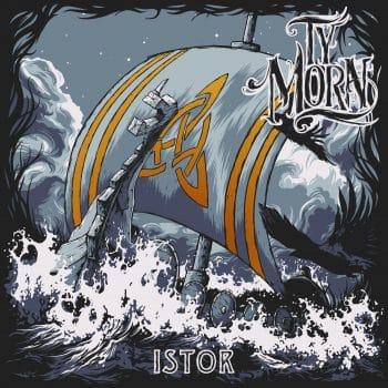 RockmusicRaider - Ty Morn - Istor - Album Cover
