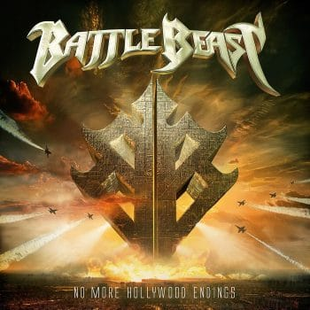 RockmusicRaider - Battle Beast - No Hollywood Endings - Album Cover