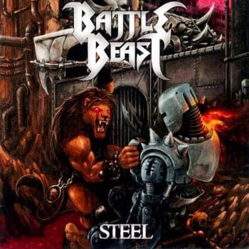 RockmusicRaider - Battle Beast - Steel - Album Cover
