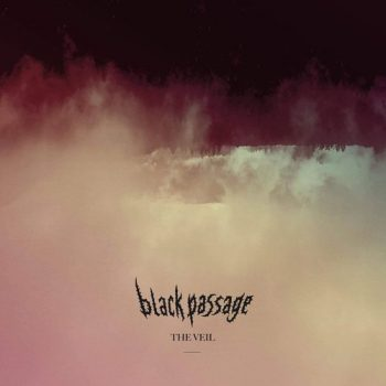 RockmusicRaider - Black Passage - The Veil - Album Cover