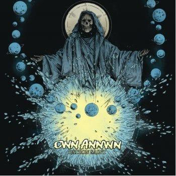 RockmusicRaider - Cwn Annwn - Patron Saint - Album Cover