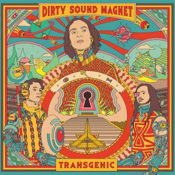 RockmusicRaider - Dirty Sound Magnet - Transgenic - Album Cover