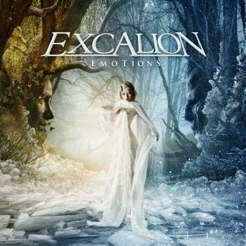 RockmusicRaider - Excalion - Emotions - Album Cover