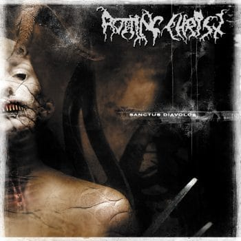 RockmusicRaider - Rotting Christ - Sanctus Diavolos - Album Cover