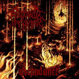 RockmusicRaider - Astaroth Incarnate - Ascendance - Album Cover
