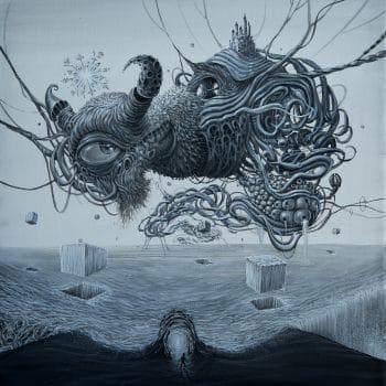 RockmusicRaider - Esogenesi - Esogenesi - Album Cover