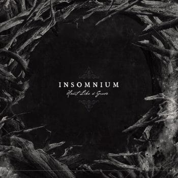 RockmusicRaider - Insomnium - Heart Like A Grave - Album Cover