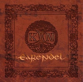 RockmusicRaider - Kyn - Earendel - Album Cover